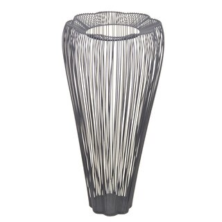 Privilege Large Iron Wire Vase