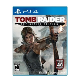 PS4 - Tomb Raider: The Definitive Edition