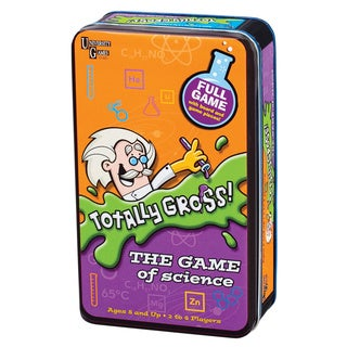 University Games Totally Gross! Travel Game in a Tin https://ak1.ostkcdn.com/images/products/8648784/P15909882.jpg?_ostk_perf_=percv&impolicy=medium