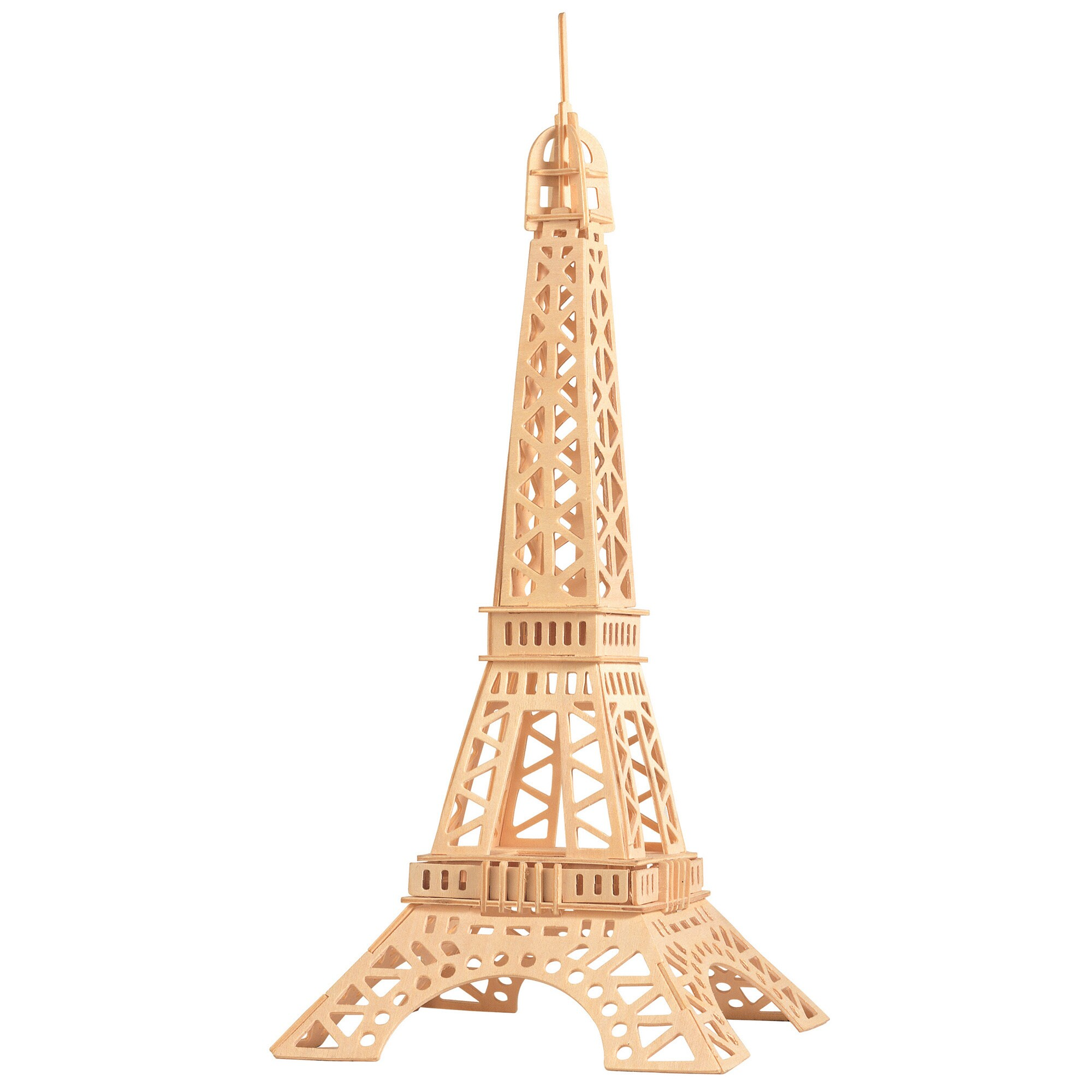 Puzzled Eiffel Tower Wooden Puzzle (Eiffel Tower Wooden P...