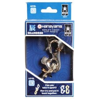 Bepuzzled Hanayama Level 3 Seahorse Cast Puzzle