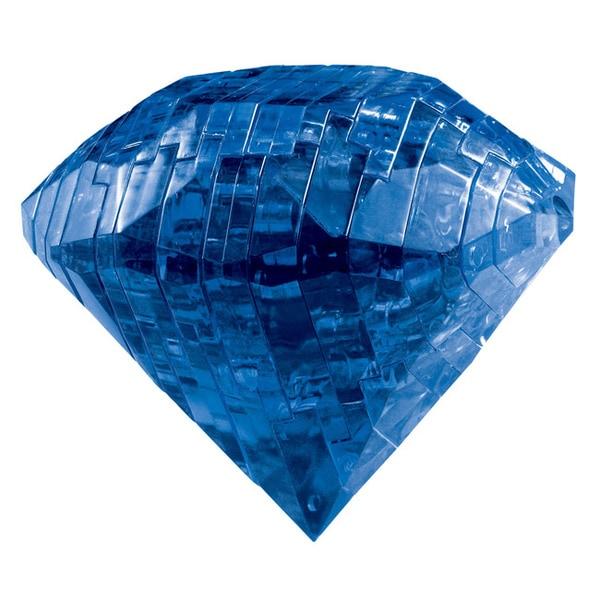 Bepuzzled Sapphire Gem 41-piece 3D Crystal Puzzle