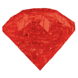 Bepuzzled Ruby Gem 41-piece 3D Crystal Puzzle