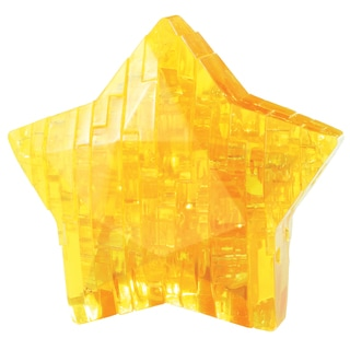 Bepuzzled Star 38-piece 3D Crystal Puzzle