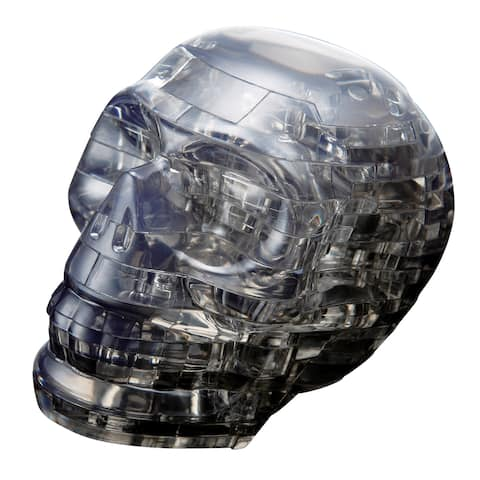 Bepuzzled Skull 48-piece 3D Crystal Puzzle