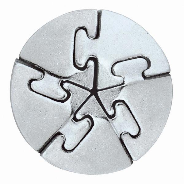 Hanayama Level 5 Spiral Cast Puzzle