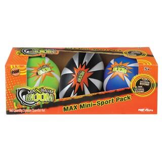 Max Boom Mini Sports Pack