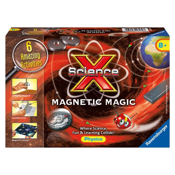 Science X Magnetic Magic Kit