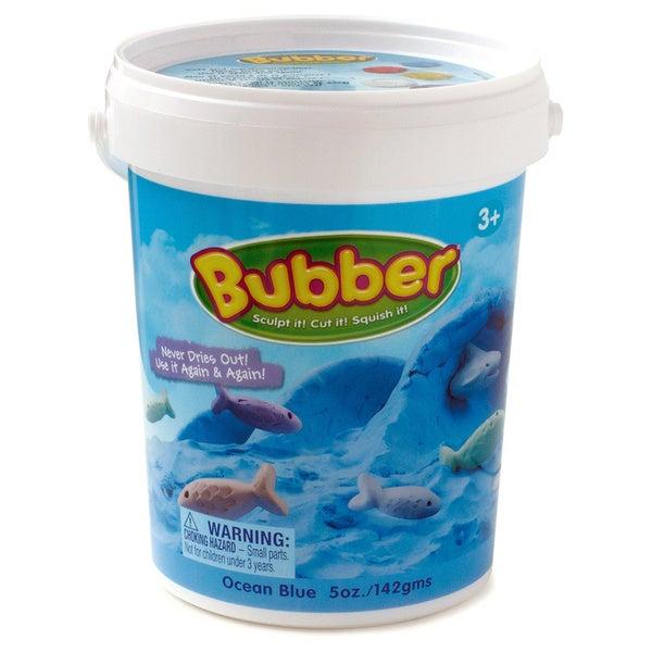 Blue Bubber Bucket