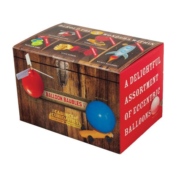 Balloon Baubles Cabinet of Curiosities