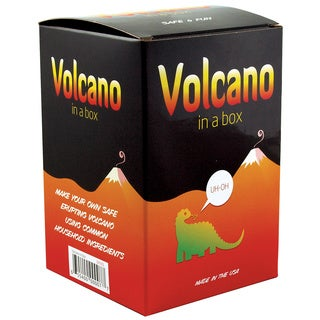 Volcano in a Box Kit - Orange