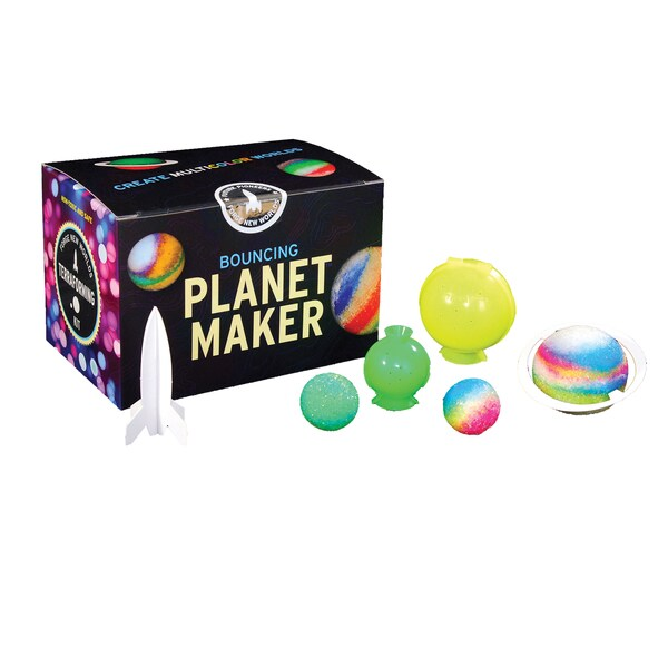 Bouncing Planet Maker Kit