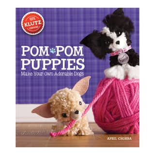 Klutz Pom-Pom Puppies|https://ak1.ostkcdn.com/images/products/8648953/Klutz-Pom-Pom-Puppies-P15910037.jpg?impolicy=medium