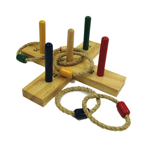 House of Marbles Quoits Outdoor Toss Game - Multi