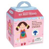 My Studio Girl Sew-Your-Own Brunette My Best Friend