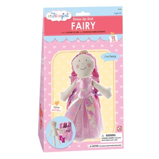 My Studio 'Fairy' Dress-Up Doll