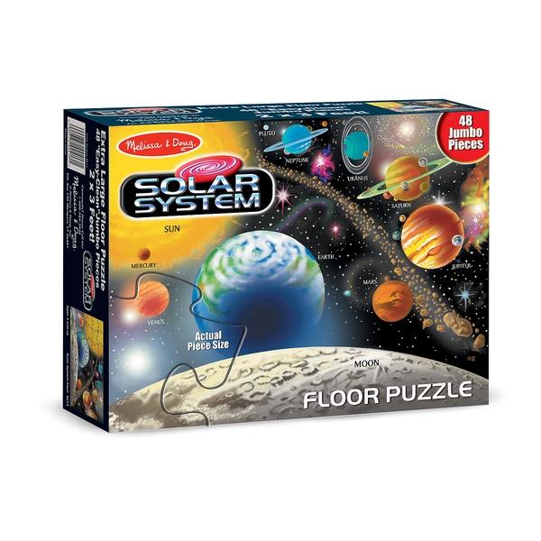 'Solar System' 48-piece Floor Puzzle