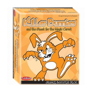 Killer Bunnies and the Quest for the Magic Carrot: Orange Booster Deck (5)