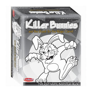 Killer Bunnies and the Quest for the Magic Carrot: Twilight White Booster Deck (7)
