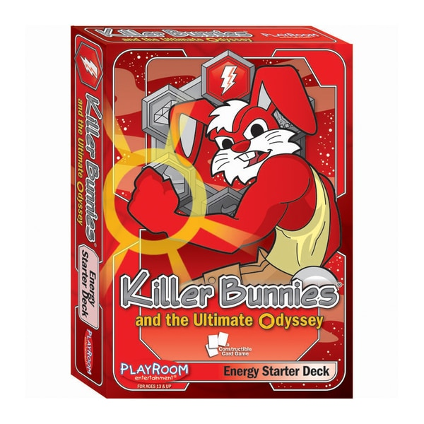 Killer Bunnies Odyssey Energy Starter Deck