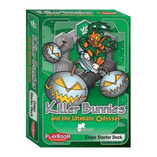 Killer Bunnies Odyssey Crops Starter Deck|https://ak1.ostkcdn.com/images/products/8649062/Killer-Bunnies-Odyssey-Crops-Starter-Deck-P15909768.jpg?impolicy=medium