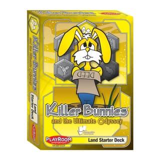 Killer Bunnies Odyssey Land Starter Deck|https://ak1.ostkcdn.com/images/products/8649063/Killer-Bunnies-Odyssey-Land-Starter-Deck-P15909769.jpg?impolicy=medium