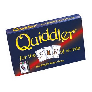 Quiddler Card Game