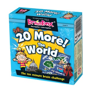 BrainBox - 20 More! The World