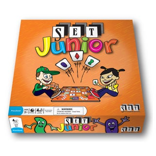 SET Junior Board Game