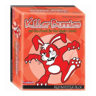 Killer Bunnies and the Quest for the Magic Carrot: Red Booster Deck (3)