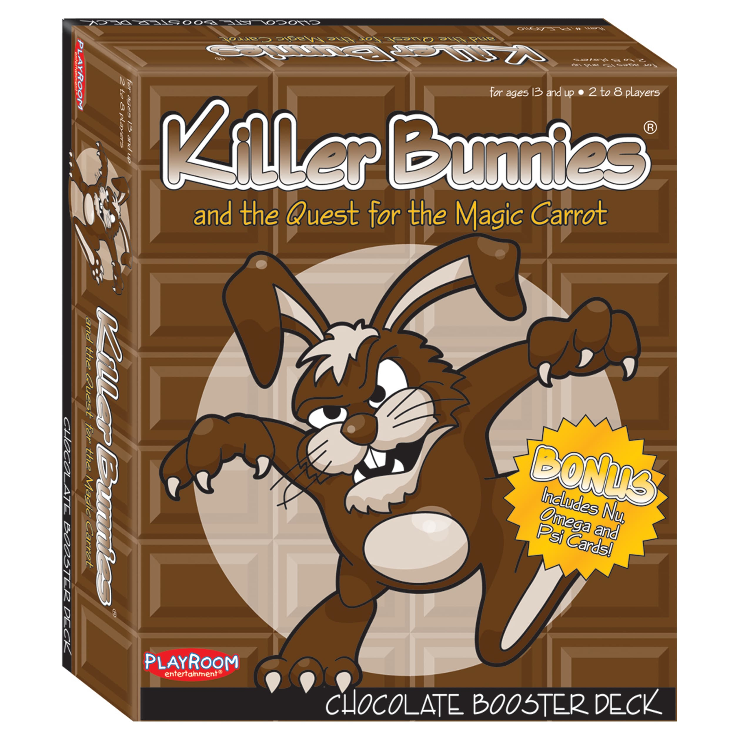 Playroom Entertainment Killer Bunnies and the Quest for t...
