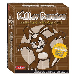 Killer Bunnies and the Quest for the Magic Carrot: Chocolate Booster Deck