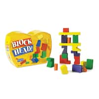 Pressman Toy Blockhead Game