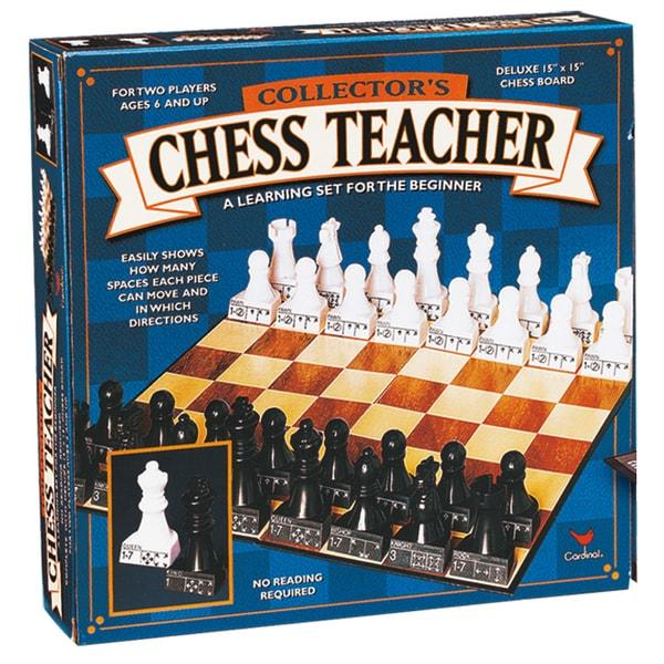 Cardinal Chess Teacher: Premier Edition Game