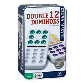 Cardinal Double Twelve Color Dot Dominoes|https://ak1.ostkcdn.com/images/products/8649170/Cardinal-Double-Twelve-Color-Dot-Dominoes-P15909864.jpg?impolicy=medium