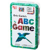 Eric Carle's ABC Game in a Tin