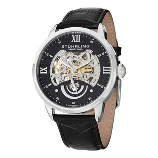 Stuhrling Original Men's Executive II Automatic Strap Watch