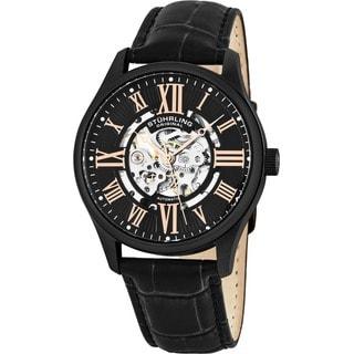 Stuhrling Original Men's Atrium Automatic Strap Watch