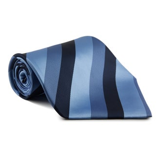 Phatties Men's 'Blue Steel' 5-inch Wide Necktie