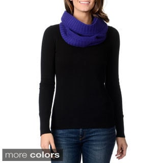 Ply Cashmere Women's Infinity Collar Cashmere Scarf
