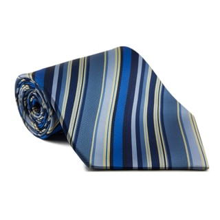 Phatties Men's 'Aqua Mixer' 5-inch Wide Necktie