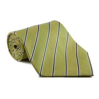 Phatties Men's 'Lime Simple Pimp' Neon 5-inch Wide Necktie