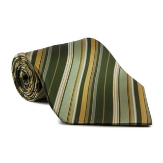 Phatties Men's 'Olive Mixer' 5-inch Wide Necktie