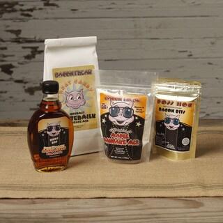 Bacon Flapjack and Maple Delight Pancake Bundle
