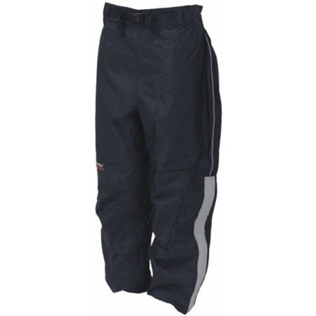 Frogg Toggs Highway Reflective Silver Black Pant