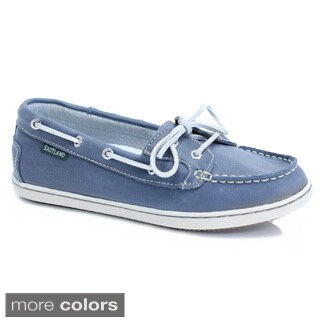 Eastland Women's Two-eyelet Boat Shoes