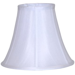 Pongee Silk Bell Lamp Shade