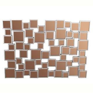 Privilege Metal Wall Mirrors Decor