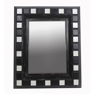 Privilege Beveled Glass Rectangular Mirror