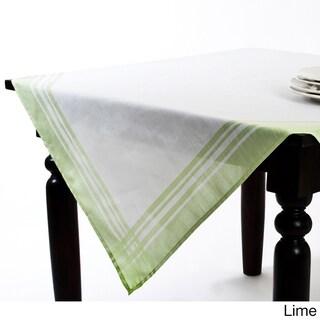 Plaid Table Topper